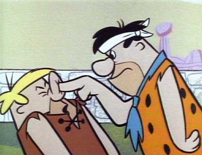 """El 30 de septiembre de 1960 se emitió el primer episodio de """"Los Picapiedra"""" (The Flintstones)"""
