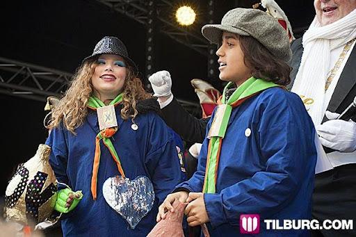 Carnaval 2014 Kenderstoet