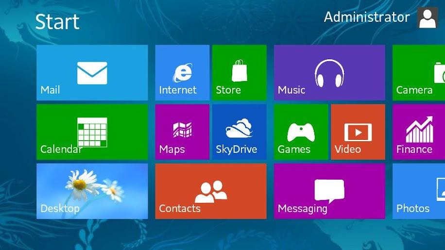 Hướng Dẫn Sử Dụng Windows 8 Toàn Tập