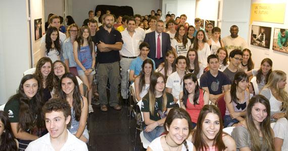 100 jóvenes se preparan para viajar con 'Madrid Rumbo al Sur'