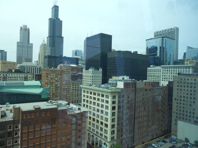 На улицах Чикаго