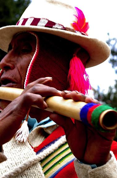 Folklore boliviano