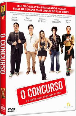 Filme Poster O Concurso DVDRip XviD & RMVB Nacional