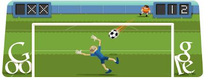 Google Doodle Fußball