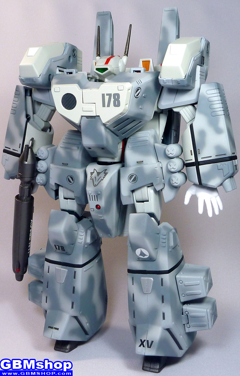 VF-1J GBP-1S Armored Valkyrie GBM Custom Operation  Gray Fox