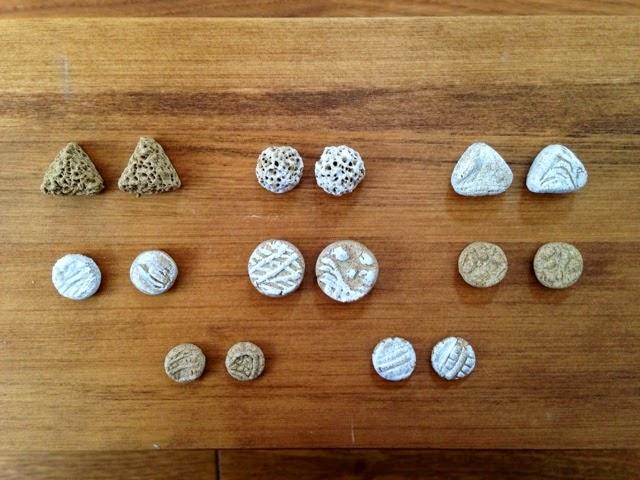 オーブン粘土 アクセサリー Part5