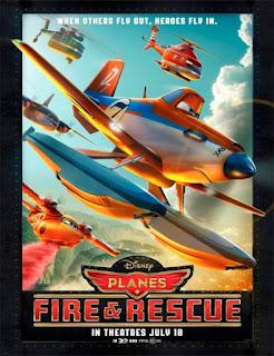 Ver Película Aviones: Equipo de rescate (Aviones 2) Online Gratis (2014)
