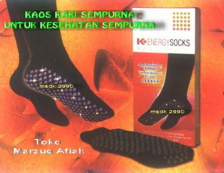 Energy Socks Toko Marzuq Aflah
