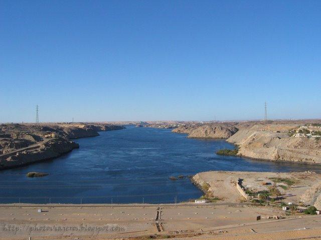 Gran Presa de Aswan