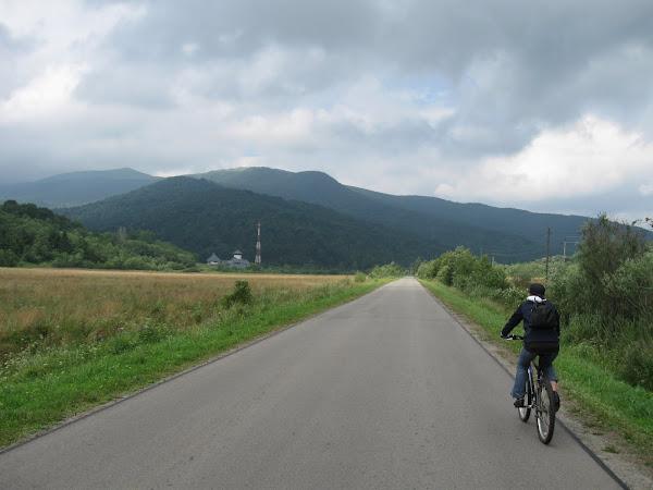 drogi idealne na rowerowe wycieczki