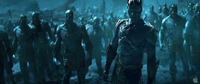Frost Giant Army
