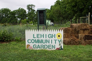 Community Garden at Lehigh