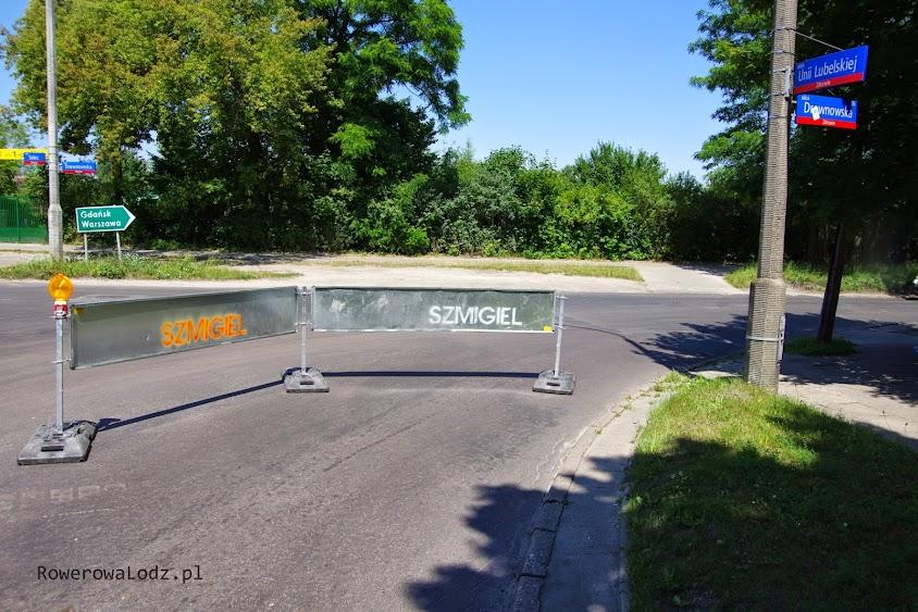 Po obu stronach będzie droga dla rowerów i przejazdy.