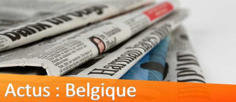 Actus Belgique