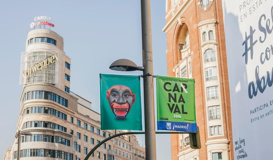 Carnaval 2016 Madrid