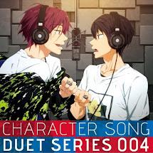 Free! Character Song Duet Series Vol.4 – Haruka & Rin