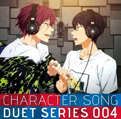 Free! Character Song Duet Series Vol.4 - Haruka & Rin