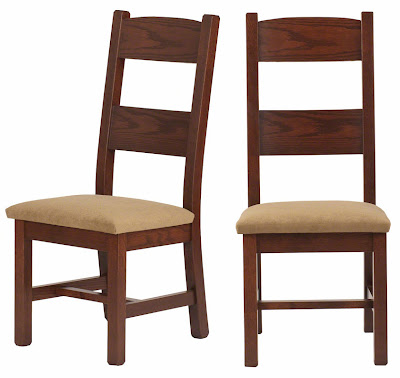 geneva mission dining chair