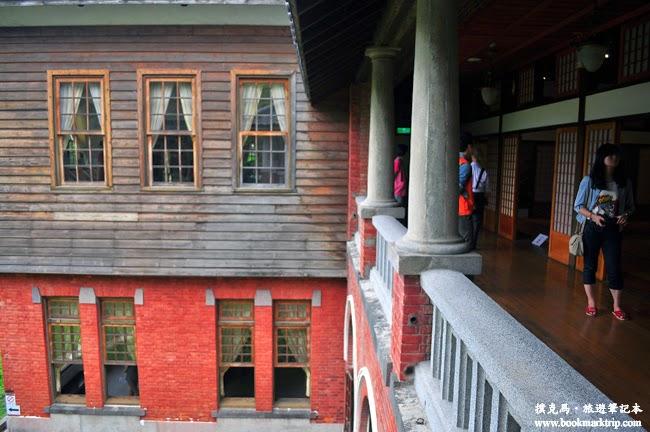 北投溫泉博物館建築結構