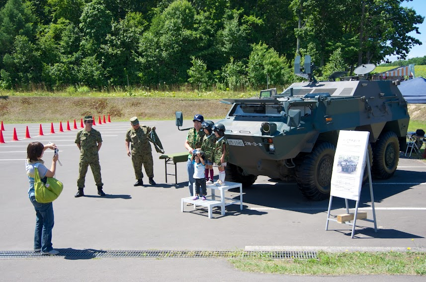 コマンダー(82式指揮通信車)