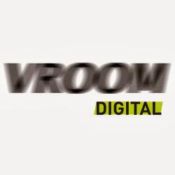VROOM Digital logo
