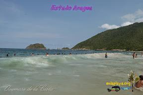 Bahia de Cata, Estado Aragua, Entre las mejores playas de Venezuela