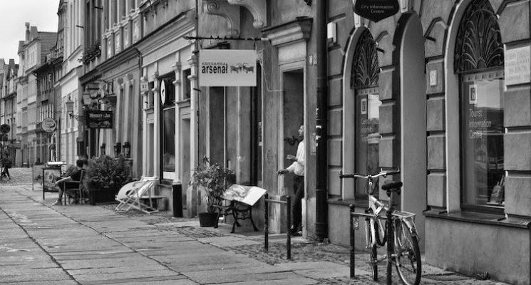 Księgarnia i Hurtownia Arsenał, Poznań Stary Rynek 58