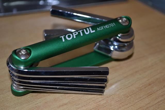 hand tool toptul