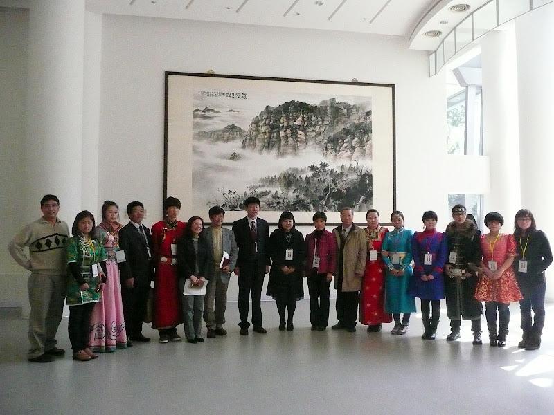 1010220-內蒙古民族大學師生參訪