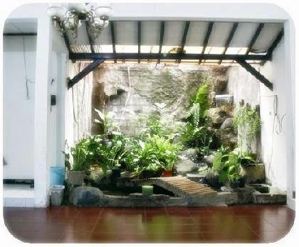 Contoh Gambar Taman  Dalam  Rumah  Gallery Taman  Minimalis