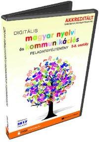 Digitális matematika, magyar feladatgyűjtemény - Tankönyvfüggetlen és akkreditált újdonság a Digitális Tananyag Kft fejlesztésében!
