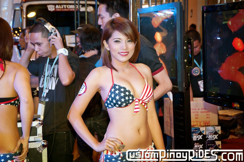 The Babes of The 2012 Manila Auto Salon Custom Pinoy Rides Photography Philippines pic11