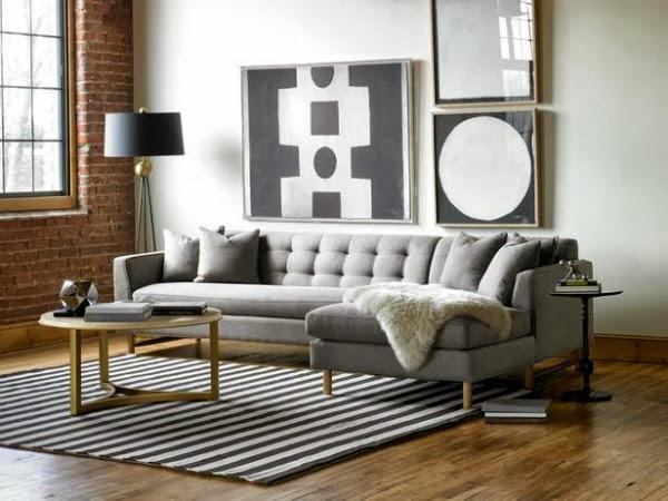4 cách treo tranh thẩm mỹ cho ngôi nhà