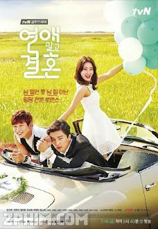 Hôn Nhân Không Hẹn Hò - Marriage, Not Dating (2014) Poster