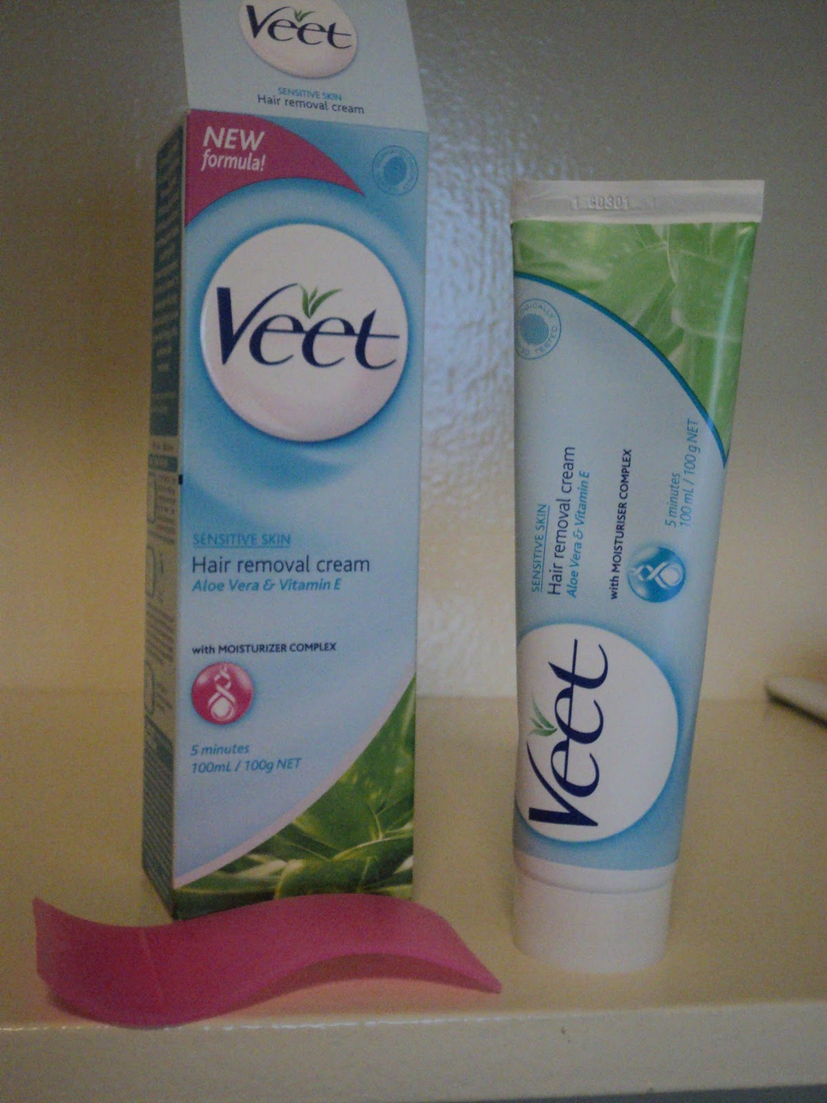 My Simple Life Veet Hair Removal Cream Review