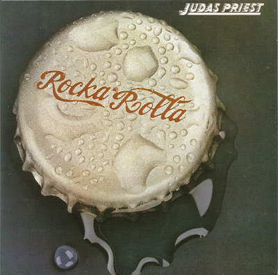Judas Priest ~ 1974 ~ Rocka Rolla