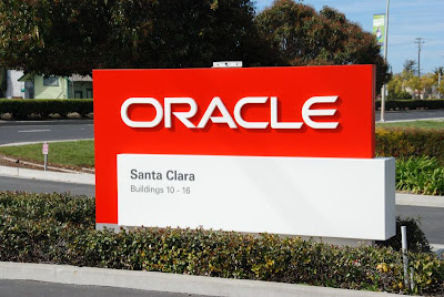 Oracle Welcome Sign
