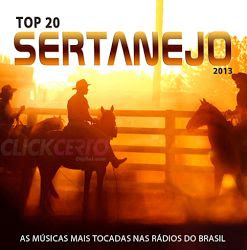 Download – CD Top 20 Sertanejo 2013
