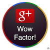 Google+ Wow Factor!
