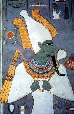 Osiris God of the Dead