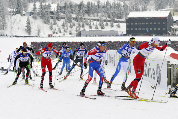 cross country skiing world championships