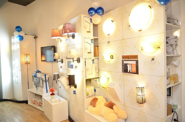 Philips Home Lighting Store at PLAZA KENARI MAS