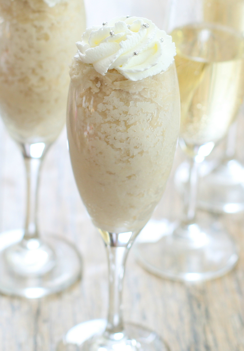 photo of Champagne Mug Cakes