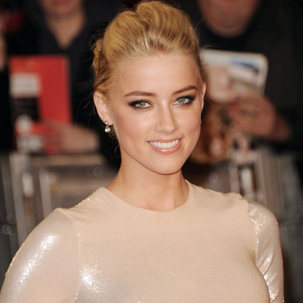 Amber Heard: American actress and model Amber Heard is known for her roles in Never Back Down and Pineapple Express.