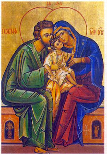 Luke 241 52 The Holy Family