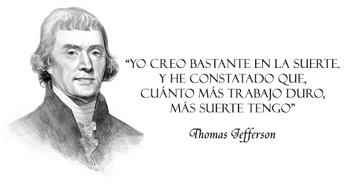 frase de Thomas Jefferson