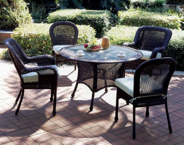 Outdoor Rattan Furniture From Zhejiang Province China