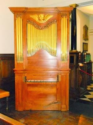 Hanover Square Handel Organ