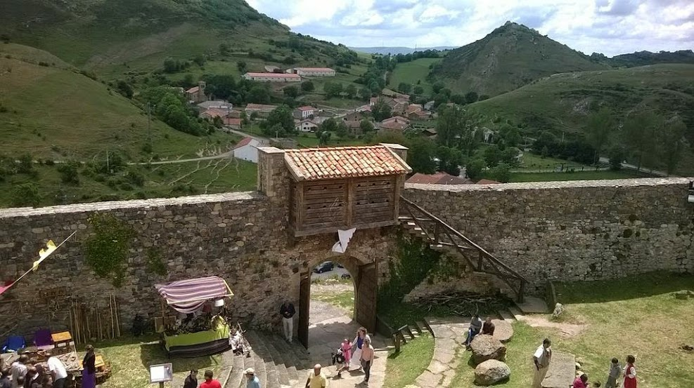 Exhibición Castillo de Argüeso