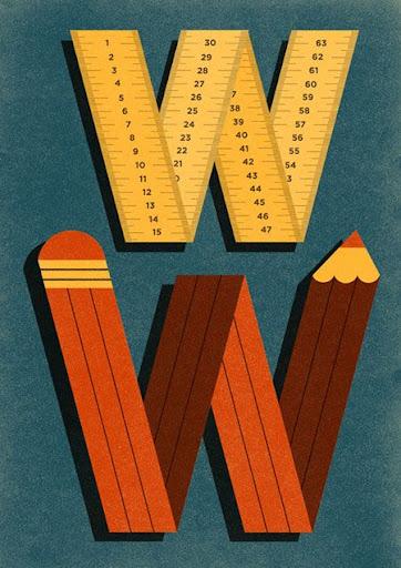 Inspirasi desain oleh Ben Newman